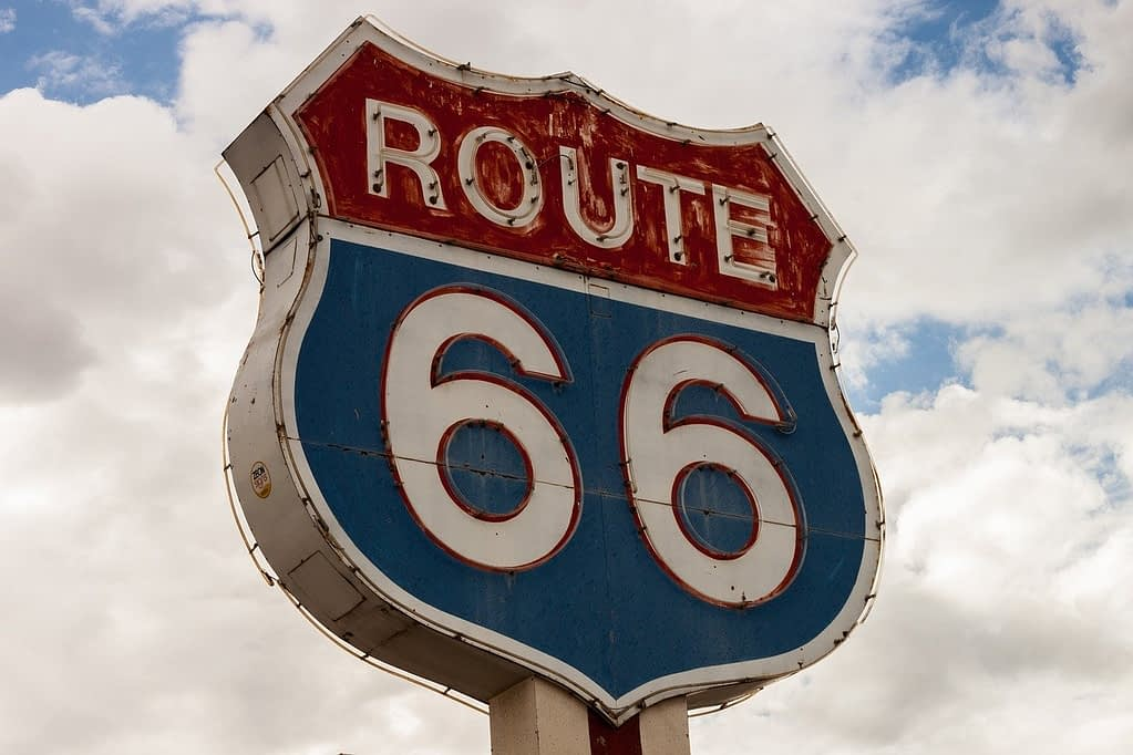 Route 66 USA by RV