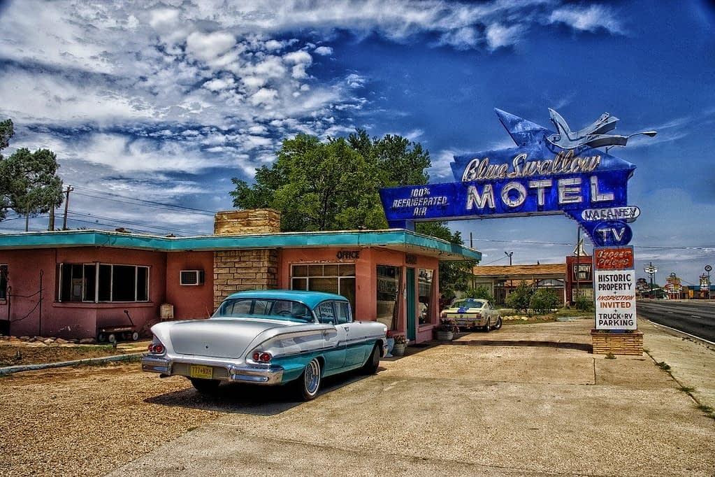 Tucumcari Route 66 RV One Way Rental
