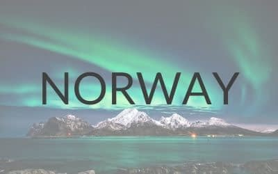Campervan rental Norway