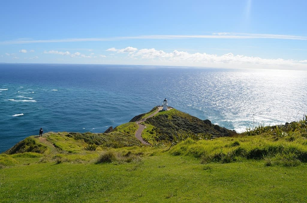 Cape Reinga by Campervan NZ
