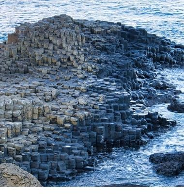 Explore the Giants Causeway by Campervan