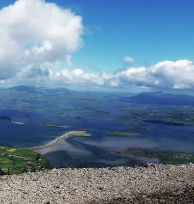 Exploer Clew Bay by Campervan
